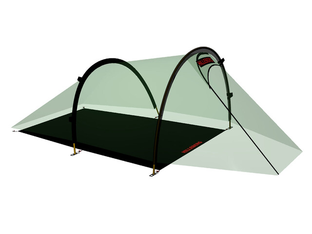 Hilleberg Anjan 2/Anjan 2 GT - Accessoire tente - noir